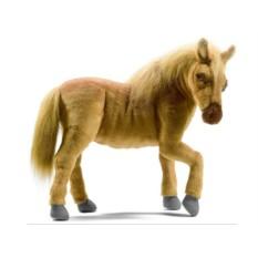 Мягкая игрушка Лошадь паломино