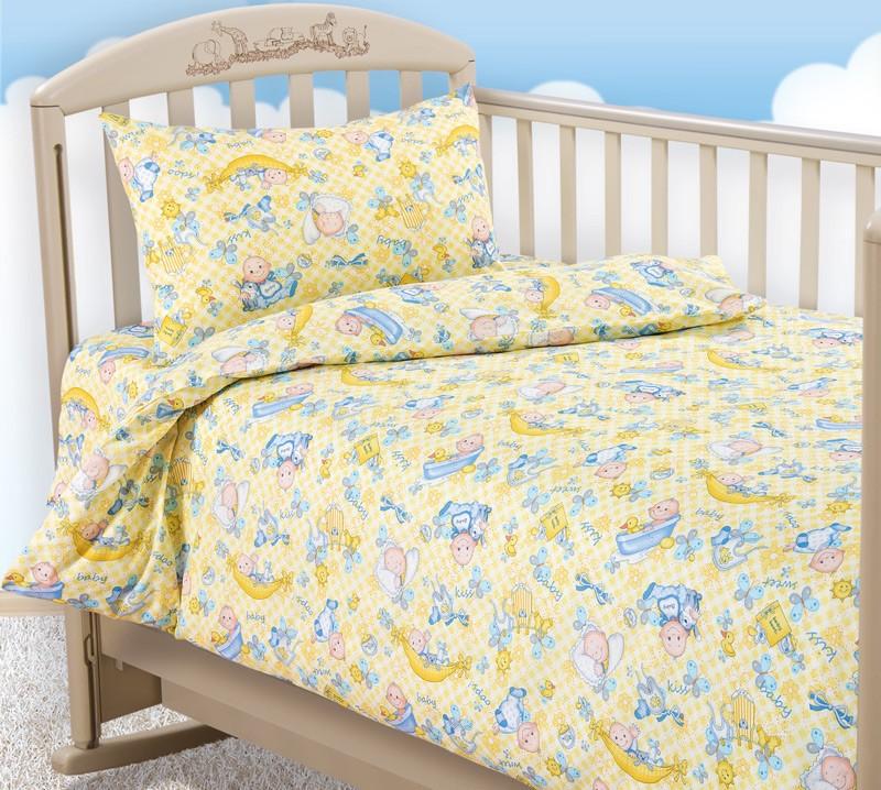 Комплект постельного белья Карапуз (ясельный)