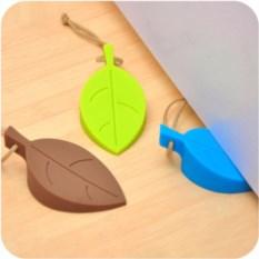 Силиконовый листик-стоппер для двери