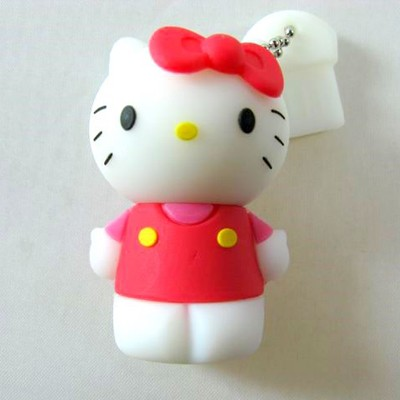 Сувенирная флешка Cat (4GB)