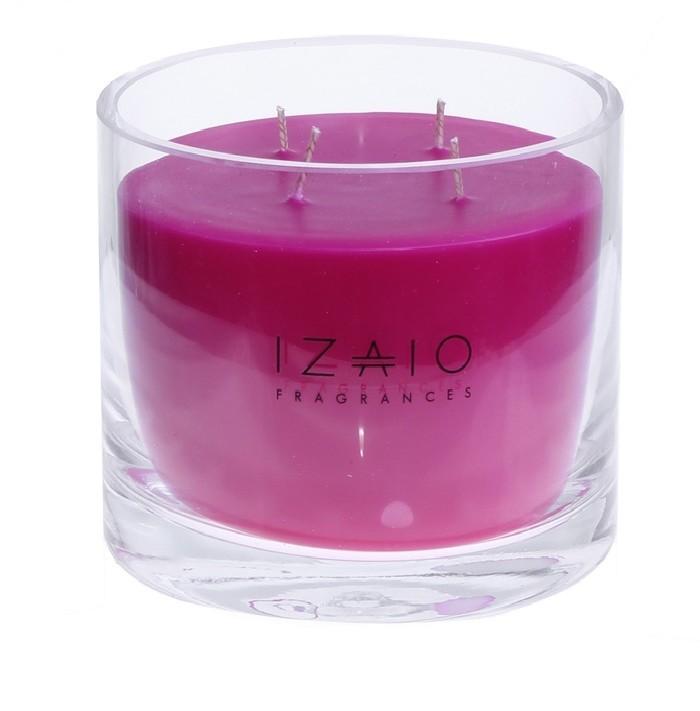 Ароматическая свеча Грейпфрут и ветивер