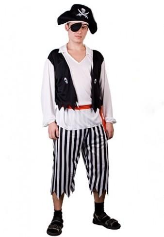 Маскарадный костюм для взрослых Пират