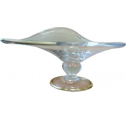 Прозрачная ваза Туман