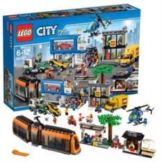 Конструктор Lego City Городская площадь