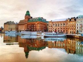 Подарочный сертификат Путешествие по Скандинавии