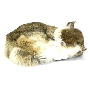 Игрушка «Спящая кошка»
