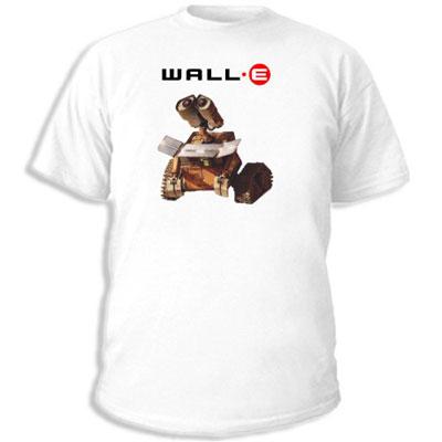 Футболка Wally-e