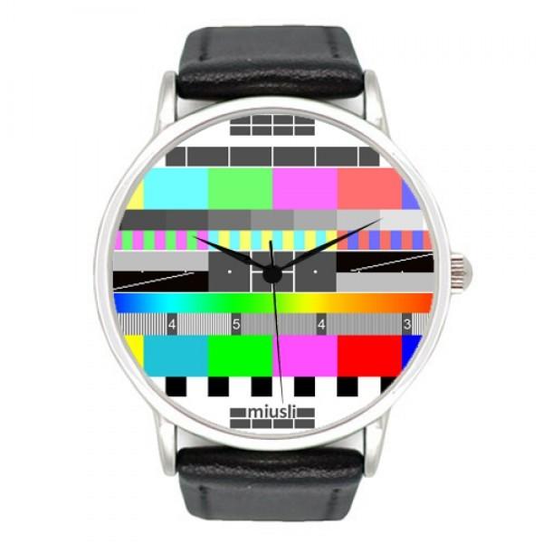 Наручные часы ТВ сетка