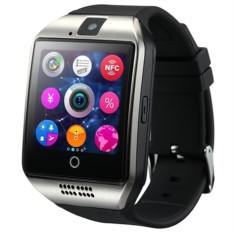 серебристые умные часы Smart Watch Q18S