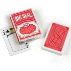 Блокнот Игральные карты