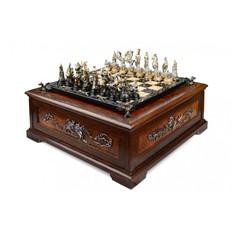 Дорогие шахматы Средневековая Германия