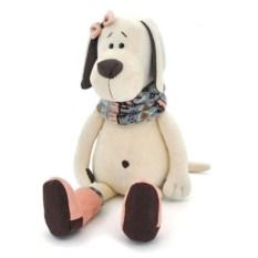 Мягкая игрушка Собачка Лапуська в уггах, 45см, Orange Toys