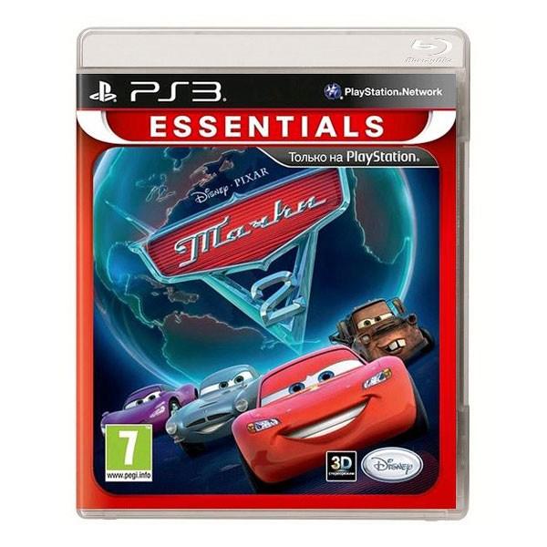 Игра Тачки 2 (PS3)