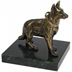 Статуэтка «Служебная собака»