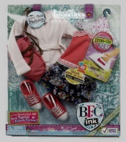Одежда для куклы Кейтлин (Bratz)