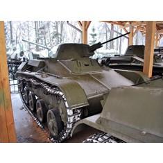 Катание на танке Т60 для 1 человека 20-30 минут