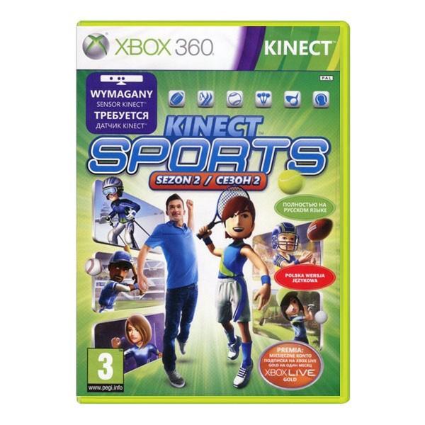 Игра Kinect Sports 2 (Xbox 360)
