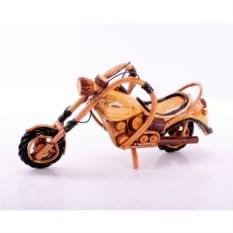 Мотоцикл из пальмы