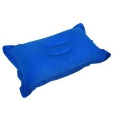 Дорожная надувная подушка размером 29х46 см (цвет: микс)