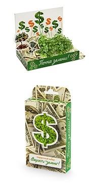 Подарочный набор Вырасти зелень