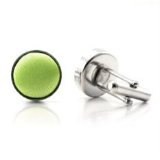 Запонки (зеленые)