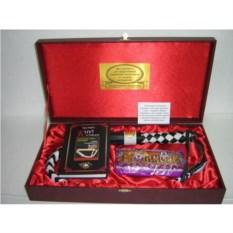 Подарочный набор в красном Кнут и пряник