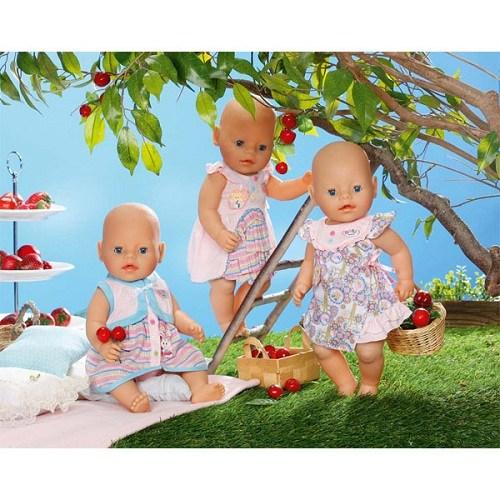Одежда для куклы Zapf Creation Baby born Платьица