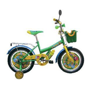 Велосипед-смешарик