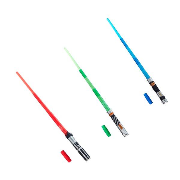 Игрушечный электронный лазерный меч Star Wars (Hasbro)