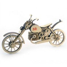 3D конструктор Мотоцикл 33