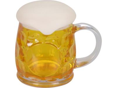 Кружка для пива с крышкой в виде пены Beer house