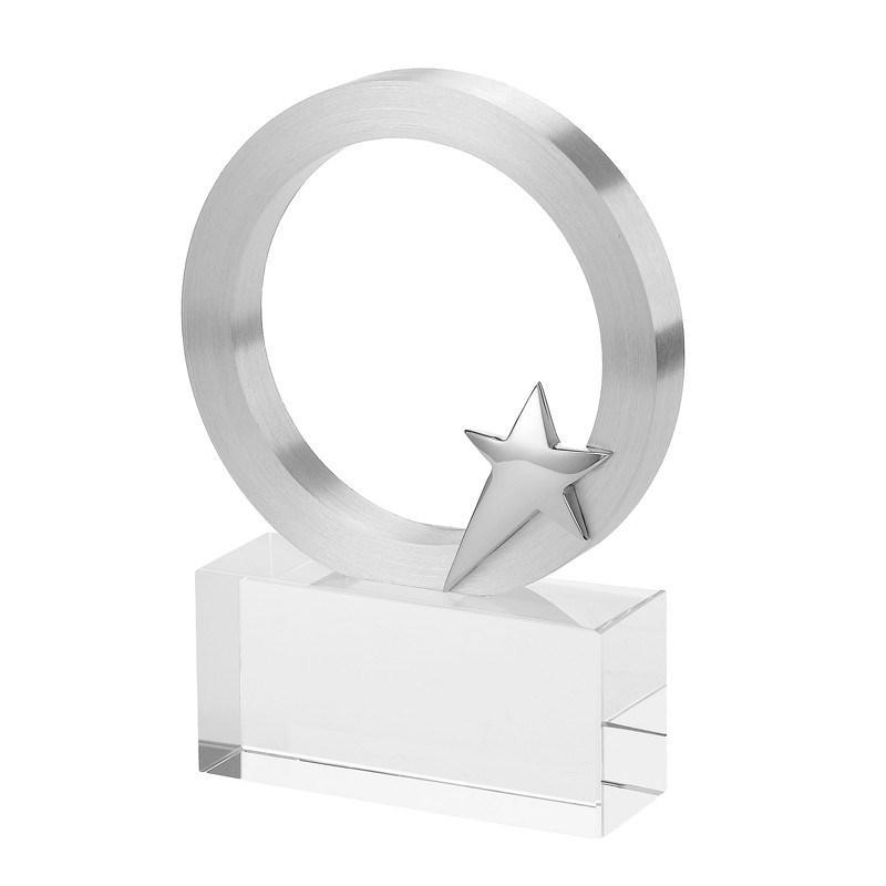 Наградная статуэтка Колесо Фортуны