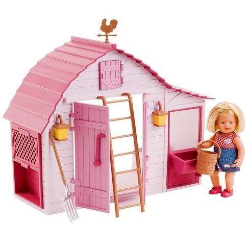 Кукла mini Baby Born с фермой