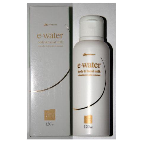 Молочко для тела и лица E-Water 120 мл.