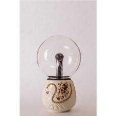 Керамический плазменный шар Тесла Curve