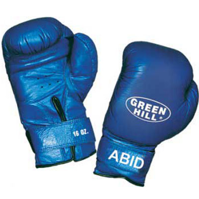 Боксёрские тренировочные перчатки ABID