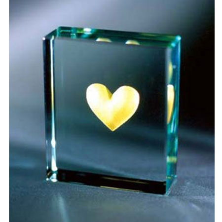 У тебя золотое сердце!
