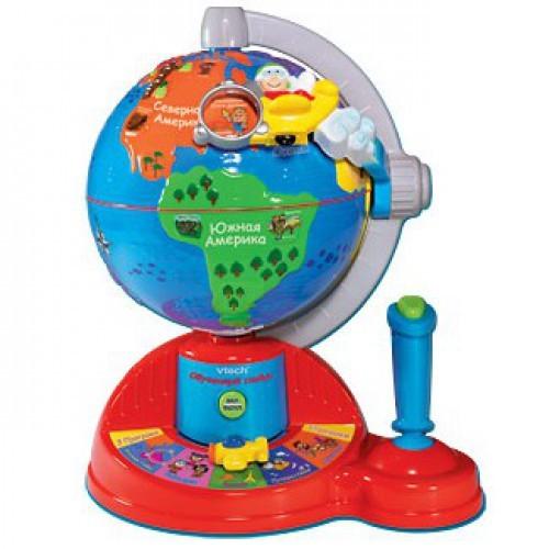 Развивающая игрушка Обучающий глобус