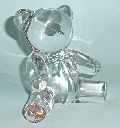 Хрустальный мишка Ralf Lauren