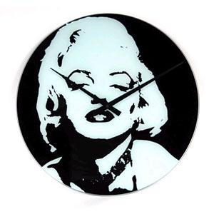 Часы настенные «Мерилин Монро»