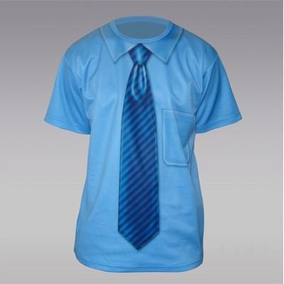 Футболка «При галстуке»