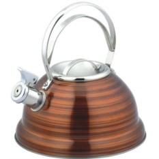 Чайник со свистком Bekker De Luxe (2,5 л)