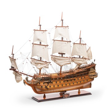 Корабль Le Furieux