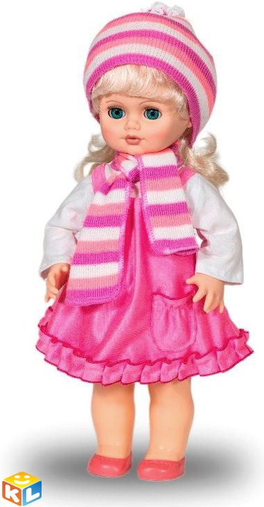 Озвученная кукла Инна 46, 43 см