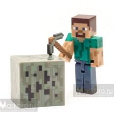 Пластиковый набор Стива