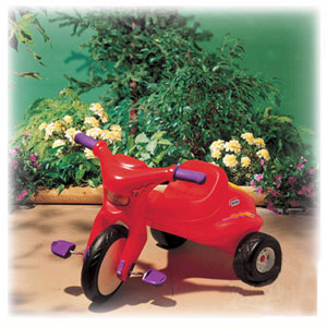 Трёхколёсный велосипед Little Tikes