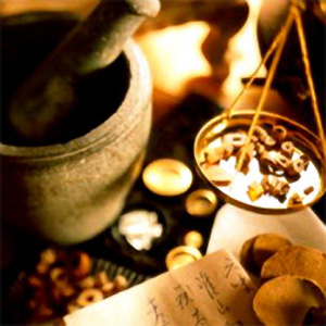 Церемония приготовления волшебных отваров