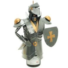 Подставка для бутылки Рыцарь крестоносец -1.