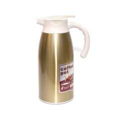 Металлический термос для кофе и чая