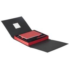 Подарочный набор Plus из аккумулятора, ежедневника и ручки